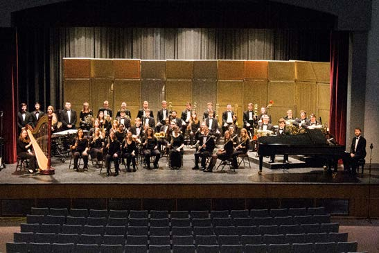 HU Wind Ensemble 16-17
