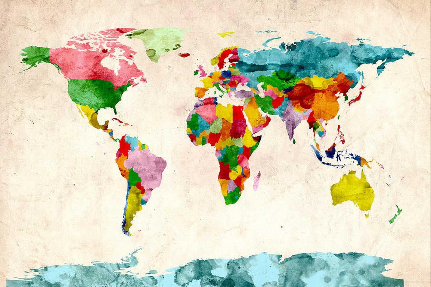 Harding   World Missions   Locations
