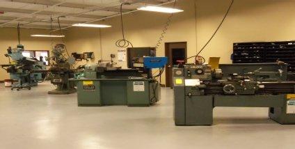 harding engineering physics facilities