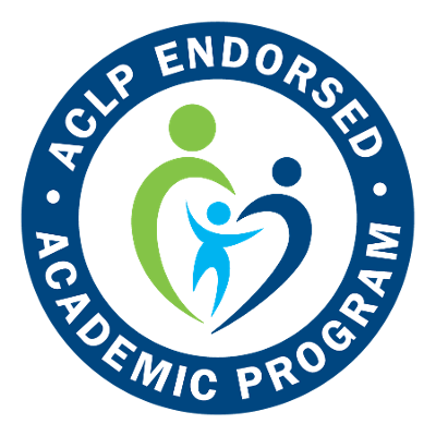 This is the logo for the ACLP endorsement for FCS.