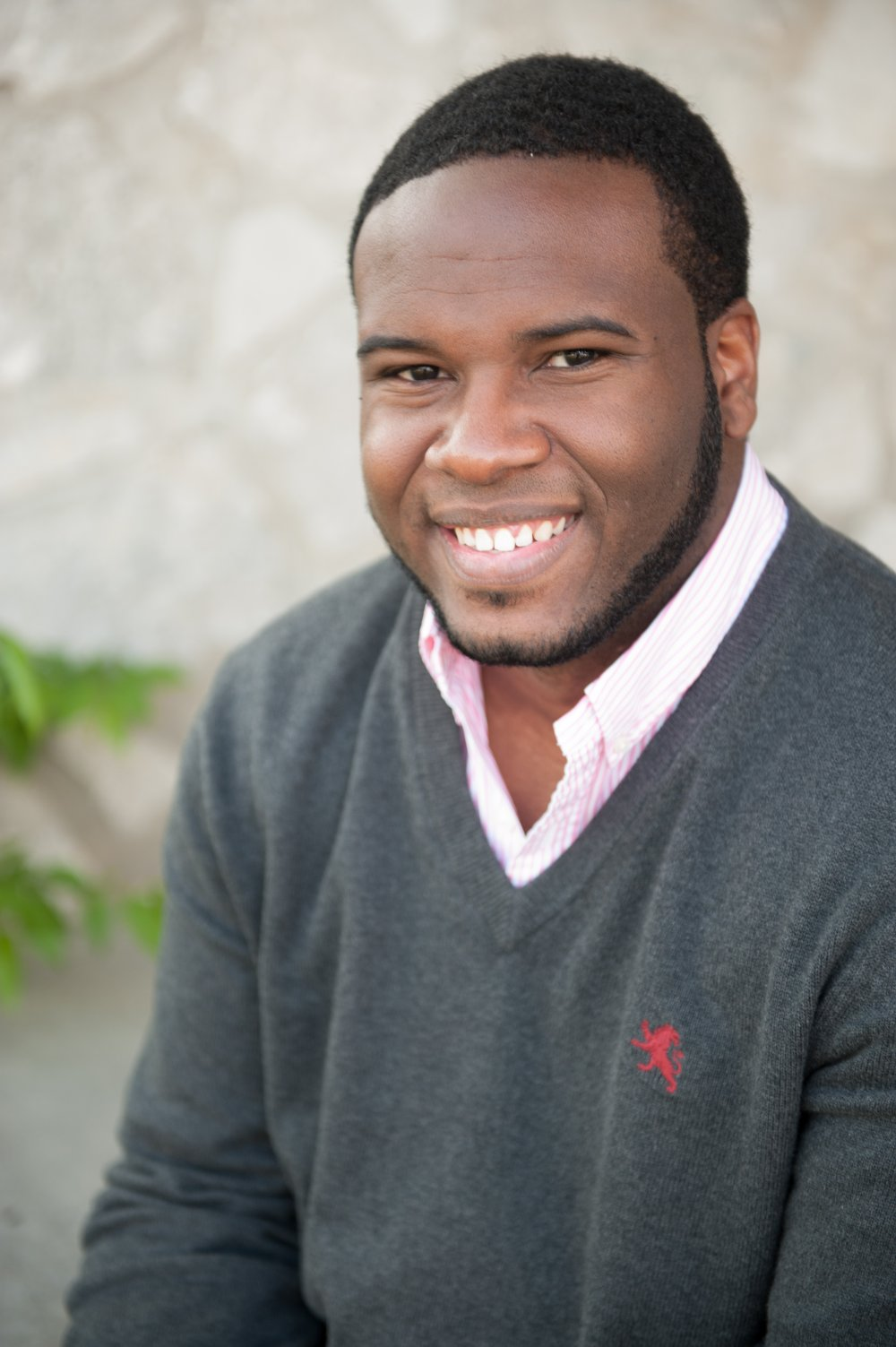 This is a photo of Botham Jean, a Harding Univeristy alumnus.