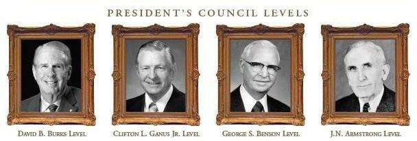 Harding - Presidents Council