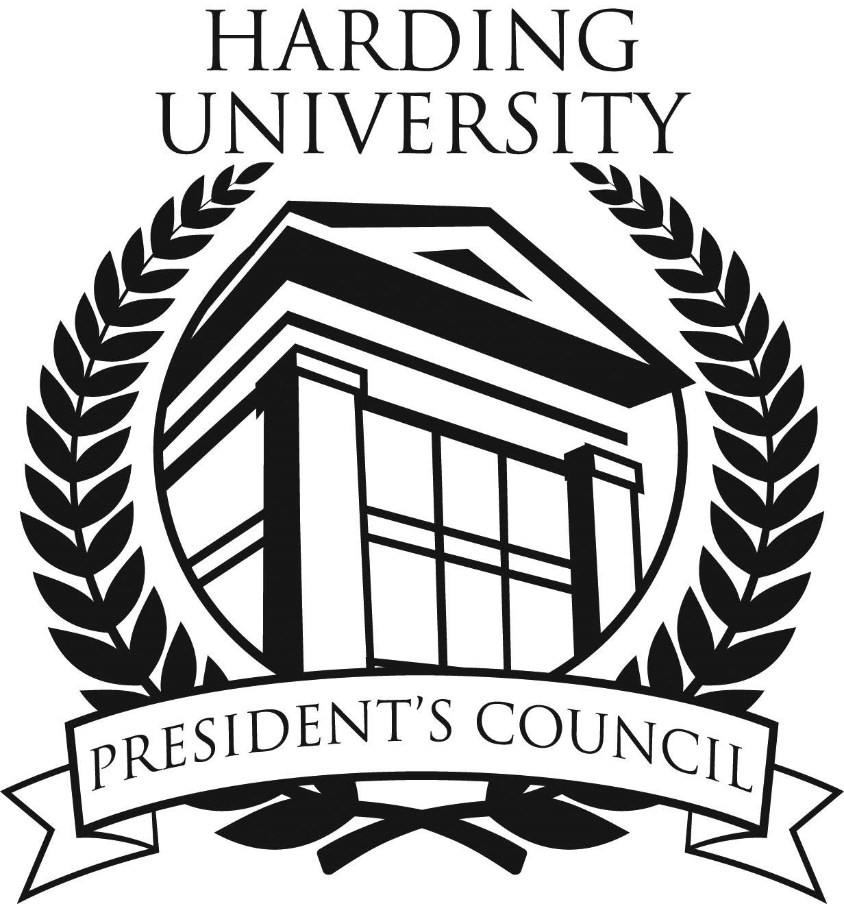 harding presidents council