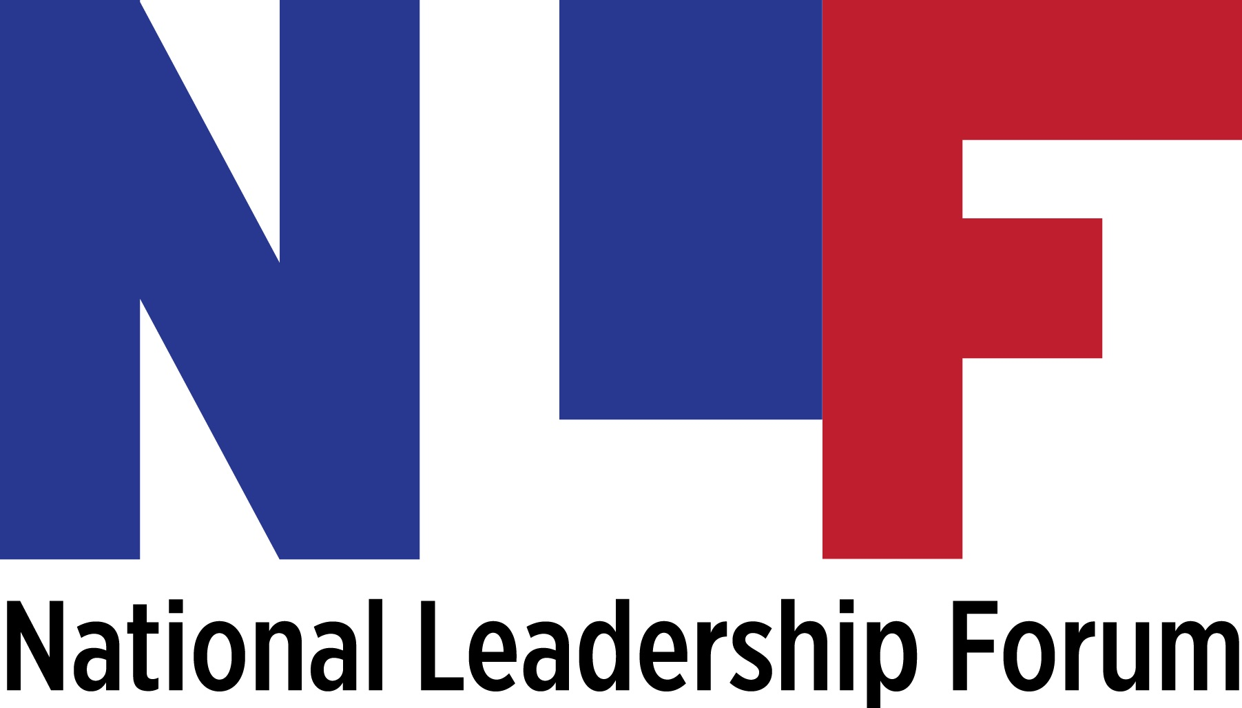 Logo for National Leadership Forum