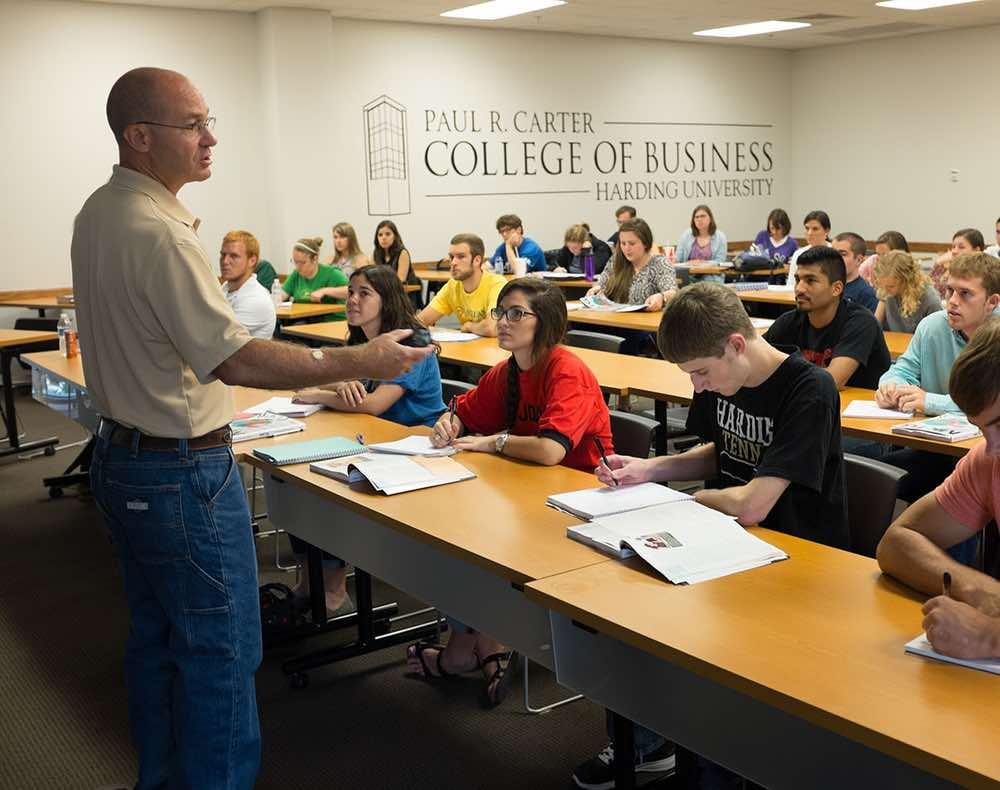 an analysis of the college of business administration Students completing this major can join one or more of the different professional business student organizations, for example, the college of business executive council, american marketing association, society for human resource management, and the finance and economics association.